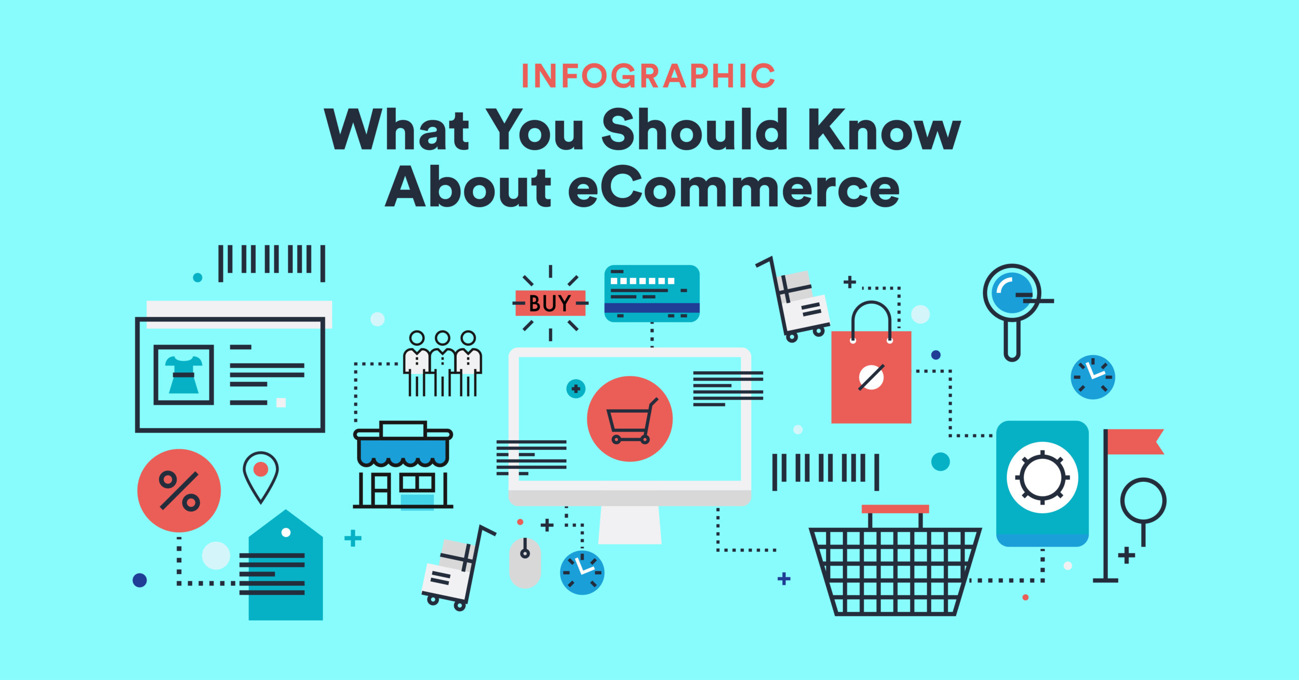 Infographic What You Should Know About eCommerce