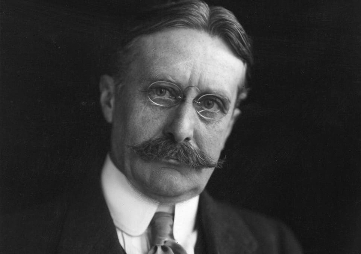 portrait of Harry-Selfridge